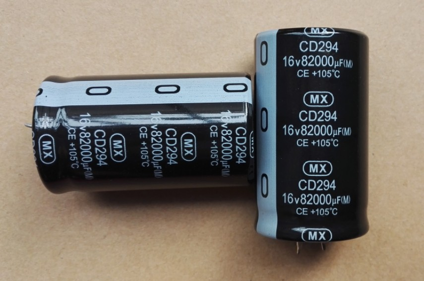 CD294 Large Can Aluminum Electrolytic Capacitor