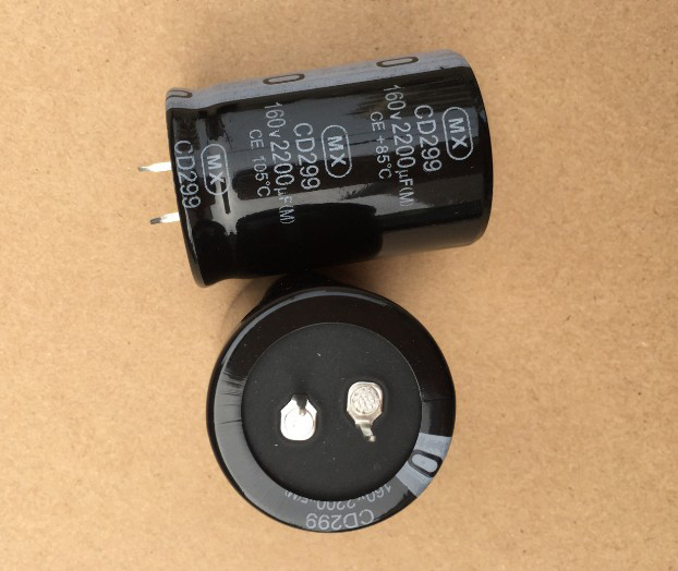390uF 400V   Radial Electrolytic SNAP-IN Capacitor 30x40mm